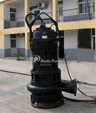 Zq (R) bomba submergível da pasta