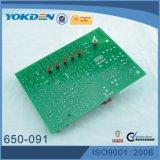 650-091 PCB van de Controle van de diesel Vervangstukken van de Generator Industriële