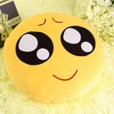 angefülltes Spielzeug des Plüsch 8inch Emoji Kissen-pp. Baumwolle