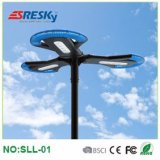 Iluminación al aire libre del diseño LED de calle de la luz de la lámpara solar única del paisaje con la FCC del Ce