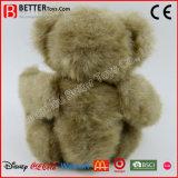 Urso animal enchido da peluche do brinquedo do luxuoso macio para miúdos/crianças