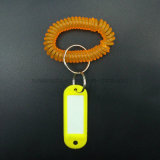 Bracelet Key Tag, Wholesale Nom Tag Key Chain