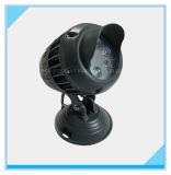 Super brillante foco LED Jardín IP65 con certificación CE RoHS