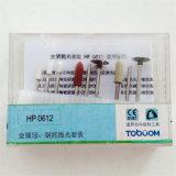 Набор Burs диаманта составной полируя для низкоскоростного Handpiece зубоврачебного