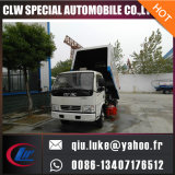 Dongfeng 4X2 vacío Barredoras Camiones