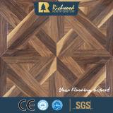 Белой дубовой Woodgrain текстуру из тикового дерева, вощеная холодное ламинирование древесины с деревянным полом