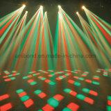 단계 가벼운 LED 12*10W 소형 이동하는 헤드 LED 광속 선잠기 빛