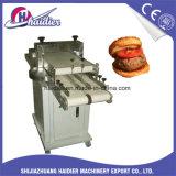 Certification CE de la moitié et machine de découpe de pain complet /part Hamburger trancheuse de coupe