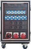 125A 5pin Energien-Input-elektrischer Kasten mit 19pin Socapex
