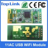 Module WiFi van de Hoge snelheid USB van de Band 802.11AC 2.4GHz/5GHz de Dubbele 433Mbps van Mediatek Mt7610u Draadloze voor IP TV