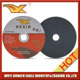 disco que corta de 105X1.2X16m m para el metal