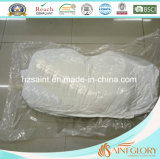 100% poliéster y llenado de material 100% algodón J forma corporal total de Almohadas Almohada