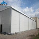 шатер хранения пакгауза структуры алюминиевого сплава большой для промышленного