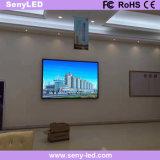 P4 farbenreiches LED Video, das Wand LED-Bildschirmanzeige bekanntmacht
