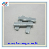 Leistungsfähige NdFeB permanente runde Platte-starke Neodym-Magneten China-