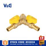 Valvola a sfera d'equilibratura del gas di alta qualità (VG-A90371)