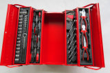 Kit caldo dell'utensile manuale di Selling-91PC nel caso di Metail (FY1091A)