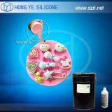 Caucho de silicón líquido para la pequeña fabricación del molde de los artes