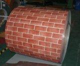PPGI/PPGL Bobines en acier recouvert de couleur pour les toitures bâtiment