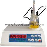 Handgetragener Typ Transformator-Öl/Erdgas-Feuchtigkeitsgehalt-Prüfvorrichtung (TP-6A)