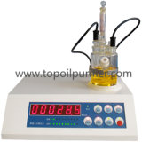 Hand-Carried 유형 변압기 기름 또는 천연 가스 수분 함유량 검사자 (TP-6A)