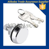 China Botão Fabricante Zinc-Alloy Cam Lock Lock