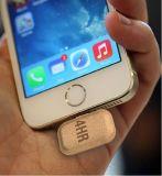 Cargador desechable de un solo uso del teléfono que viaja