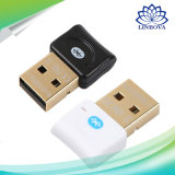Adaptador sin hilos del Dongle audio del USB del transmisor 4.0 de Bluetooth compatible para el ordenador