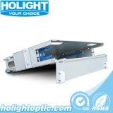 Quadro de distribuição de fibra ótica Fibra Opcional 24 portas