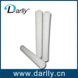 Super alta de 40 pulgadas Flowment PP el cartucho de filtro de la Microelectrónica