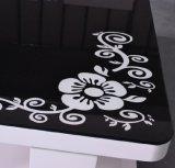 Изготовленный на заказ стеклянные верхние части таблицы/закалили стекло печатание шелковой ширмы