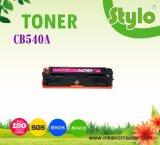 Qualitäts-Farben-Toner-Kassette CB540A/541/542/543 für HP-Drucker
