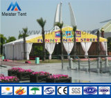 Grande tente promotionnelle d'exposition de tente de salon pour des événements