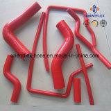 Mangueira flexível do silicone dos fabricantes, mangueira da borracha de silicone, mangueira de alta temperatura do silicone