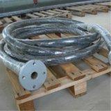 Allineando tubo flessibile di ceramica esportato in Arabia
