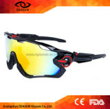 2017 Moda Sports Bicycle Eyewear Goggles Men Shades Ciclismo Óculos de sol