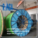 Cabo distribuidor de corrente isolado XLPE subterrâneo de Shanghai 8.7KV 15KV