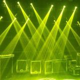 15r 이동하는 맨 위 단계 DJ 330W 광속 빛