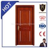 Porte en bois de la Chine de vente de porte solide classique chaude de bureau