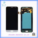 Tela esperta original do LCD do telefone de pilha para a galáxia J3 J3109 LCD de Samsung