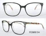 熱い販売の普及したアセテートガラスの光学フレームEyewear