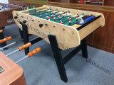 12mm de tamanho grande mesa de futebol de MDF Matraquilhos definido para o homem