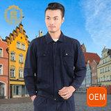 Workwear do mecânico do vaqueiro do outono do OEM, Workwear da segurança