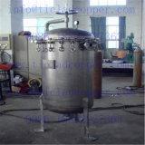 ステンレス鋼の反作用タンク