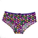 Culottes de coton de sous-vêtements de femmes