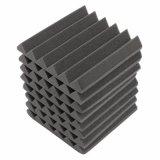 Panneau noir Studio Sound-Absorbing insonorisées mousse acoustique pour la vente du filtre en coin