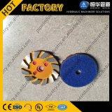 Grossista concreto della Cina usato smerigliatrice concreta della lucidatrice per pavimenti dello scalpello a diamanti e della macchina della smerigliatrice