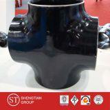 T del tubo di Sch 40 Euqal del acciaio al carbonio