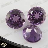 La calidad AAA 7mm redondo piedras Alexandrite sintéticos para la venta