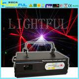 Multifuncional de 3W luz Laser RGB para a Discoteca publicidade exterior
